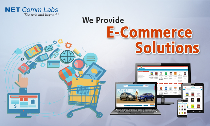 Netcomm Labs-Ecommerce solutions in Delhi