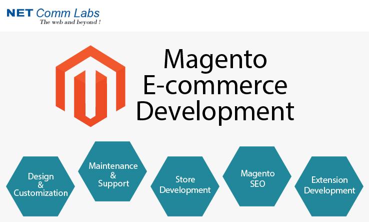 Netcomm Labs- Magento Ecommerce Development