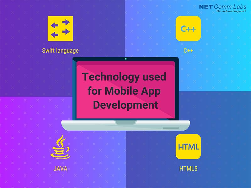 technology used for mobile app development