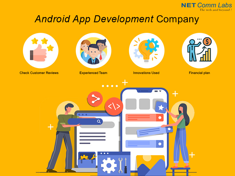Android -App-Development-Company in Noida