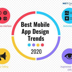 Mobile App UI design Trends
